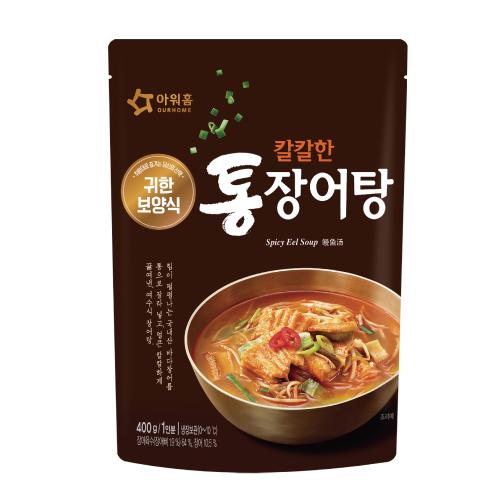칼칼한 통장어탕 (400g)