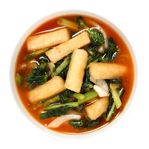 Tasty 반지김치열무동치미 (1.2kg), 아삭하고 시원한 동치미에 열무김치로 새콤함을 더한 물김치
