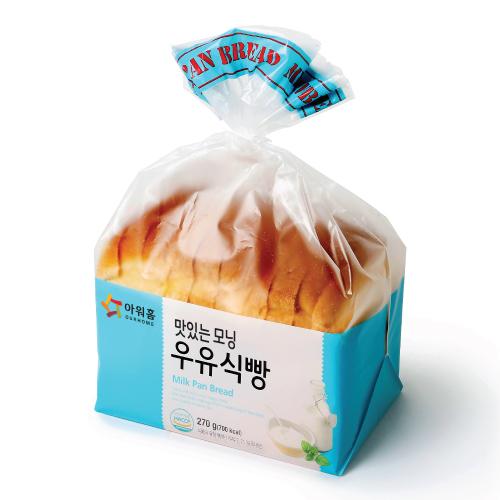 맛있는 모닝 우유식빵(270g)