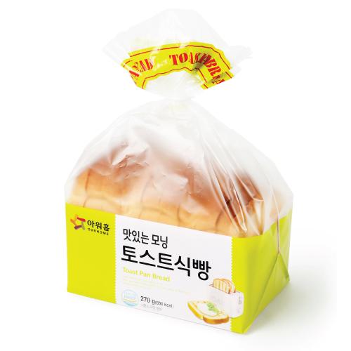 맛있는 모닝 토스트식빵(270g)