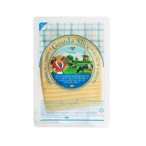 고다 슬라이스 치즈(150g)